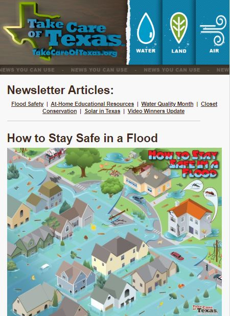 August News You Can Use Newsletter