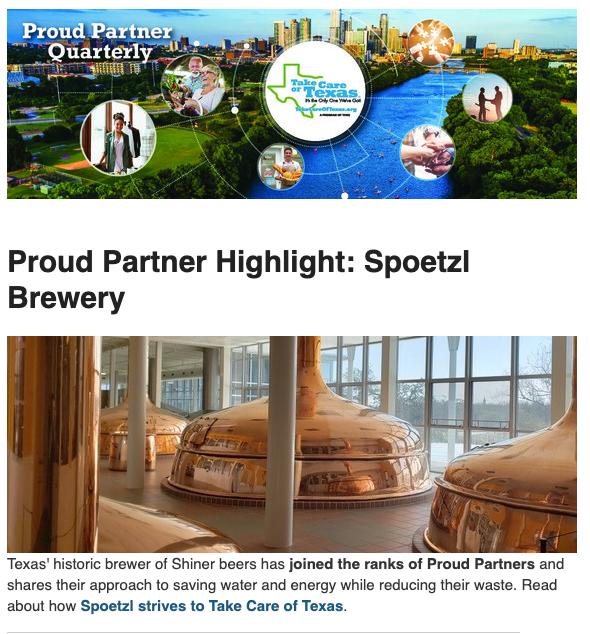 December 2020 Proud Partner newsletter preview