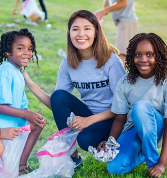 volunteer cleanup image