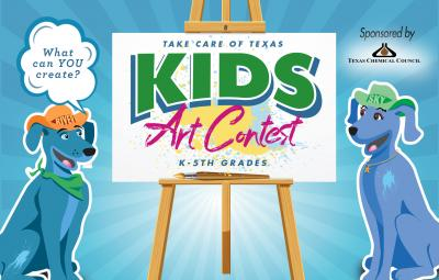 Take Care of Texas Art Contest