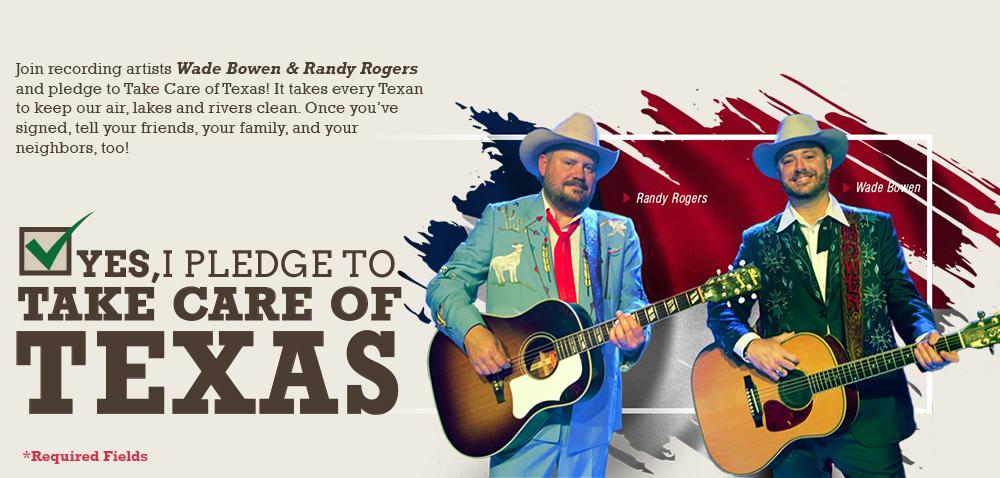 take the pledge randy wade